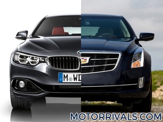 2016 BMW 4 Series vs 2016 Cadillac ATS Coupe