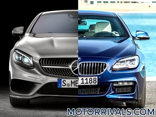 2016 Mercedes-Benz S-Class Coupe vs 2016 BMW 6 Series Coupe