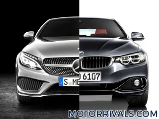 2017 Mercedes-Benz C-Class Coupe vs 2016 BMW 4 Series