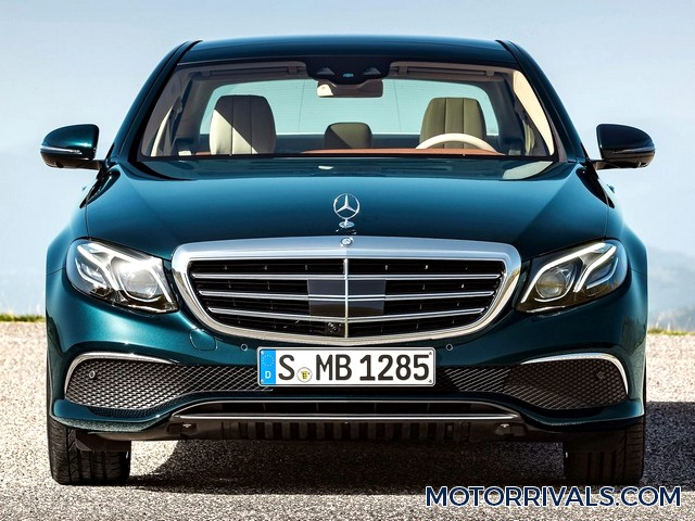 2017 mercedes benz e class vs 2016 bmw 5 series for New e series mercedes benz