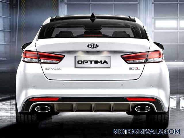 Luxury Sports Cars >> 2017 Kia Optima Photo Gallery | Motor Rivals