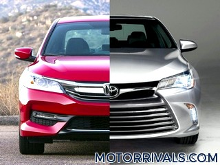 2017 ford fusion vs 2016 toyota camry. Black Bedroom Furniture Sets. Home Design Ideas
