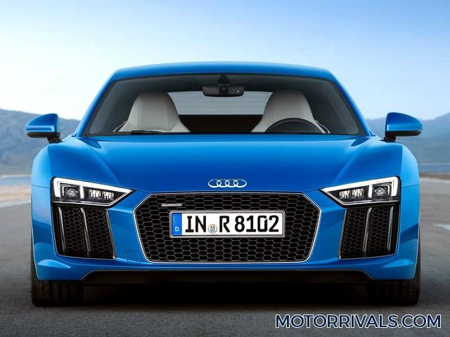 2016 Bmw I8 Vs 2016 Audi R8 V10