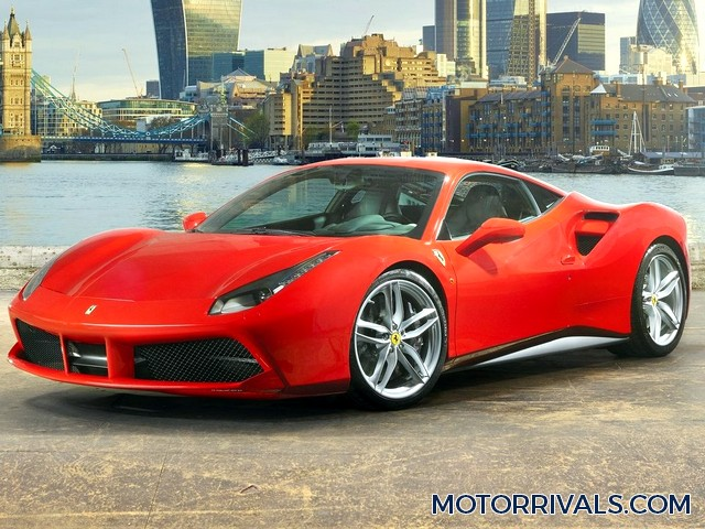 lamborghini huracan vs ferrari 488 ferrari 488 gtb vs. Black Bedroom Furniture Sets. Home Design Ideas