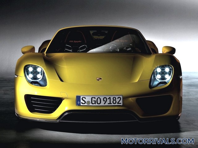 2016 porsche 918 spyder vs 2016 ferrari laferrari motor rivals. Black Bedroom Furniture Sets. Home Design Ideas