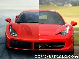 2016 ferrari 488 gtb vs 2015 ferrari 458 italia - Ferrari 488 Vs Lamborghini Huracan