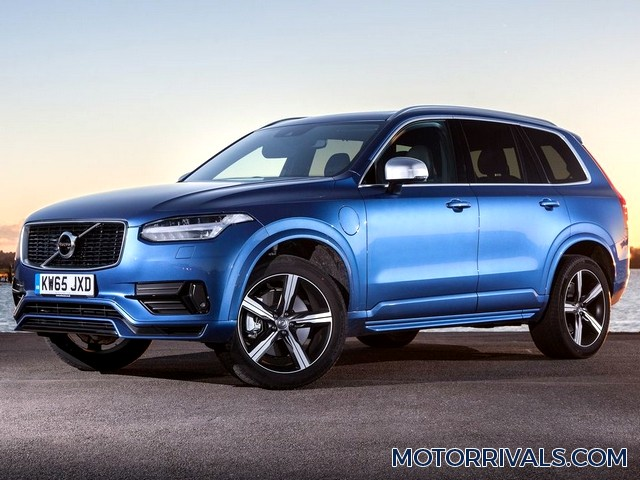2017 jaguar f pace vs 2016 volvo xc90 motor rivals. Black Bedroom Furniture Sets. Home Design Ideas