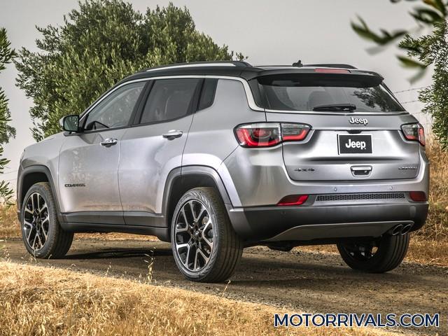 Mazda Cx 3 Vs Honda Hrv >> 2017 Jeep Compass vs 2017 Kia Sportage | Motor Rivals